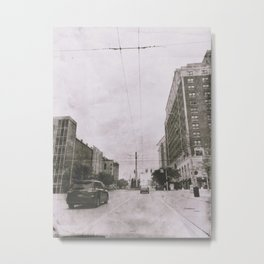 In the Midwest Metal Print