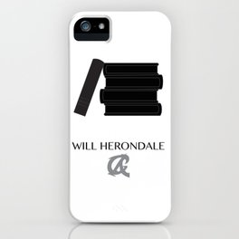 The Infernal Devices Will iPhone Case