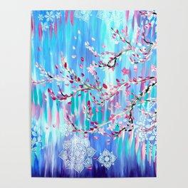 Sakura in Spring Poster