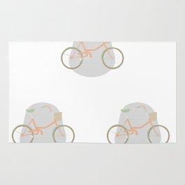 Today We Should Bike Ride Rug