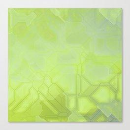 future fantasy radioactive Canvas Print