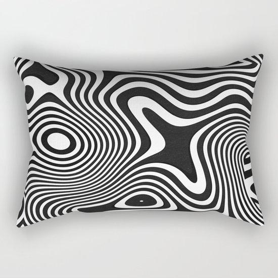 Melt Down Rectangular Pillow