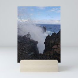 Ocean Explosion Mini Art Print