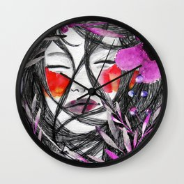 Keep dreaming. Nothing is impossible. Wall Clock