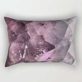 Quartz Mountains Rectangular Pillow