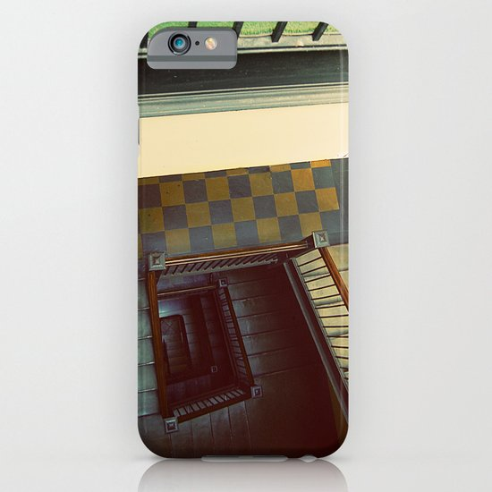 Spiral Staircase iPhone & iPod Case