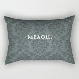 miaou Rectangular Pillow