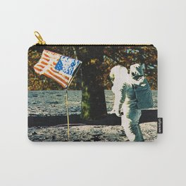 the first man under a tree Carry-All Pouch