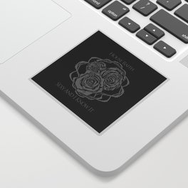 Too sexy Sticker
