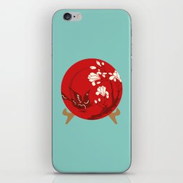 Chinese Antique - Plate iPhone Skin