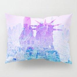 STATUE OF LIBERTY NEW YORK Pillow Sham