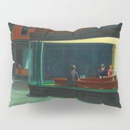 Nighthawks By Edward Hopper Pillow Sham