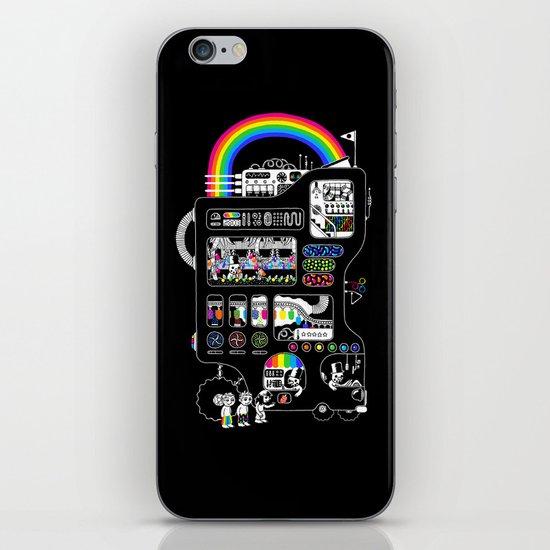 The Icecreamator iPhone & iPod Skin