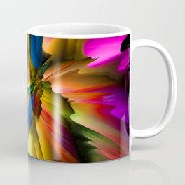 3d modern flower Coffee Mug