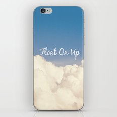 Float On Up  iPhone & iPod Skin
