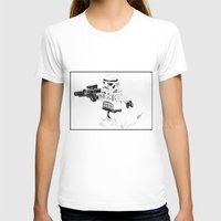 trooper T-shirts featuring Trooper by Inks. MD