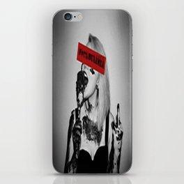 F#!% Bulimia  iPhone Skin