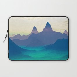 Green Valley Landscape Laptop Sleeve