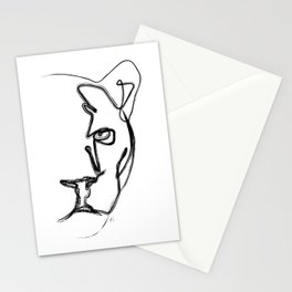 """"""" Animals Collection """" - Black Panther Stationery Cards"""