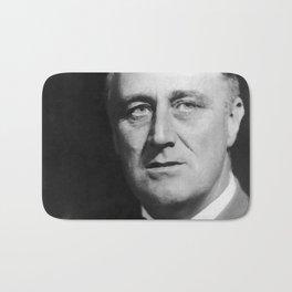 President Franklin Delano Roosevelt Bath Mat