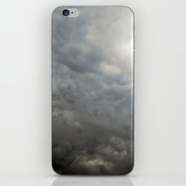 Stormy Clouds iPhone Skin