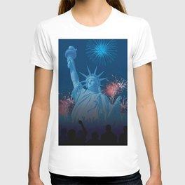 Independence Liberty T-shirt