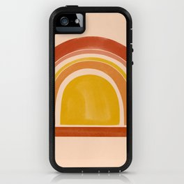 autumn sunshine 2 iPhone Case