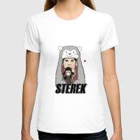 sterek T-shirts featuring Teen Wolf-Sterek Hat by littleartbot