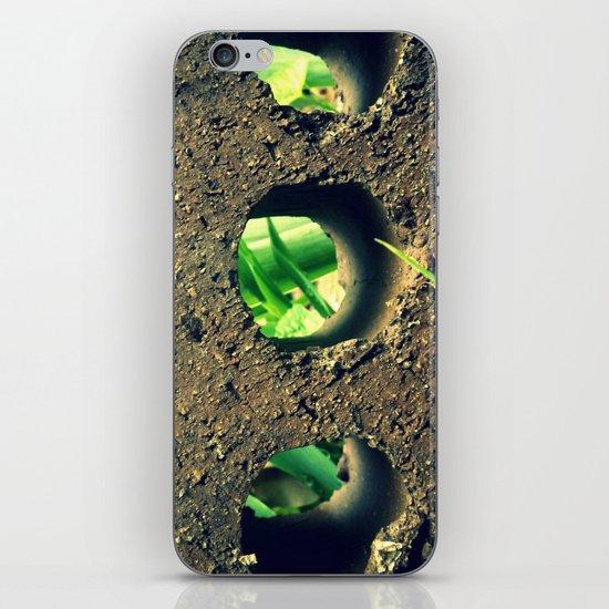Peering Through iPhone Skin