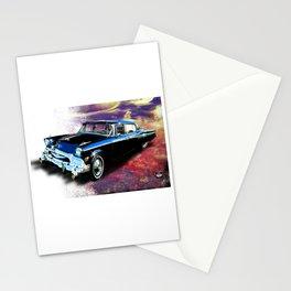 1955 Studebaker President Stationery Cards