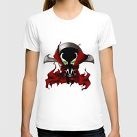spawn T-shirts featuring Chibi Spawn by artwaste