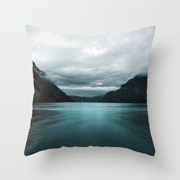 Vikings 02 Throw Pillow