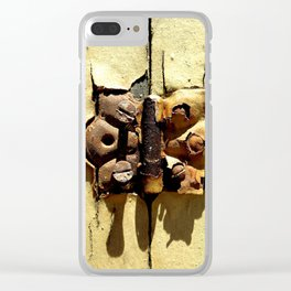 Hinge Clear iPhone Case