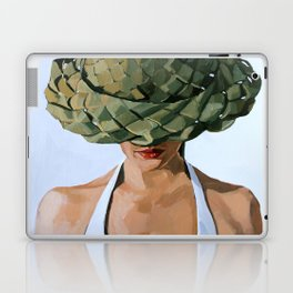 Sun Hat Laptop & iPad Skin