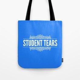 Student Tears Tote Bag