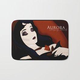 Sleeping Beauty: Aurora Bath Mat