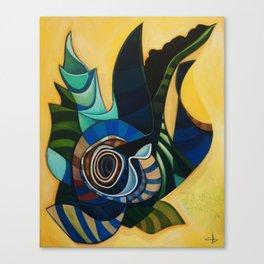 flora funk Canvas Print