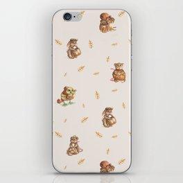 Cute French Bakery iPhone Skin
