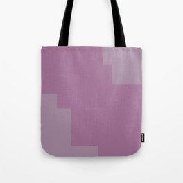 Pastel Pink Design Tote Bag