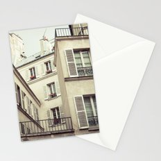 Paris Architecture Stationery Cards