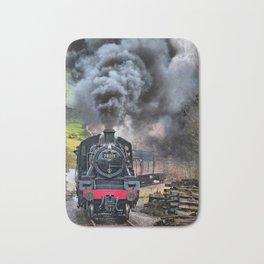 78019 Steam Train Bath Mat