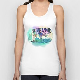 Mermaid Motel Unisex Tank Top
