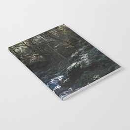 Chase the Waterfalls cataract falls California Bay Area Photograph Notebook