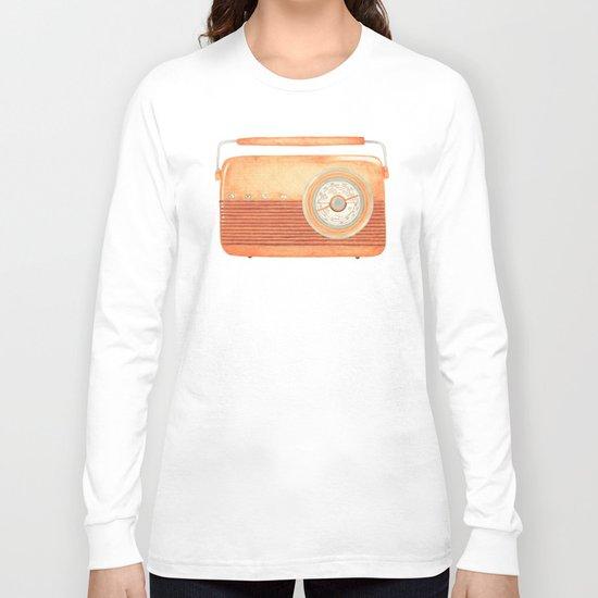 Radio Silence Long Sleeve T-shirt