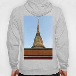 temple in thailand Hoody