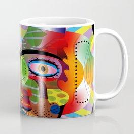 Roman Circus Robot Coffee Mug