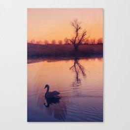 Sunset Duo Canvas Print
