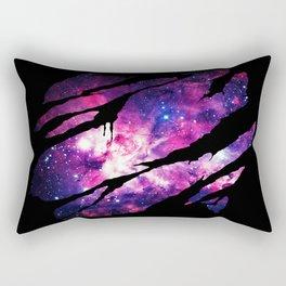 Deep Space Inside Rectangular Pillow