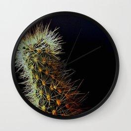 Cacti, Strength From A Deep Reservoir Wall Clock