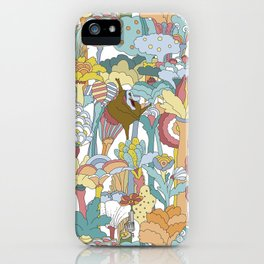 Pepperland Allover iPhone Case